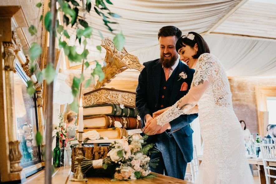 1920's Themed Real Wedding