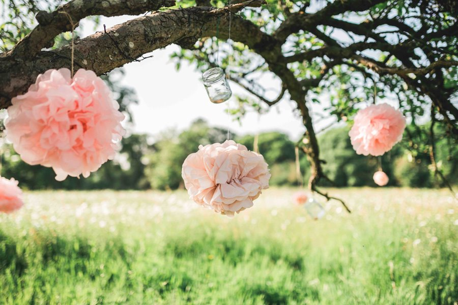 Beautiful Outdoor Wedding Inspiration