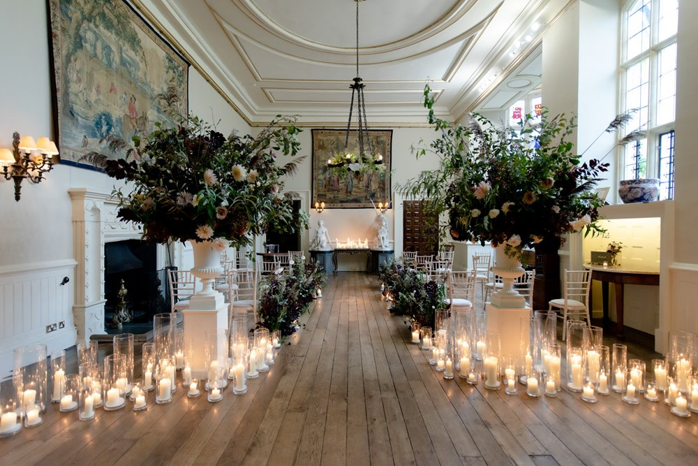 Micro wedding ideas with big impact for couples who were planning a big wedding